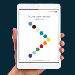 Download Radiometer's acute care testing handbook